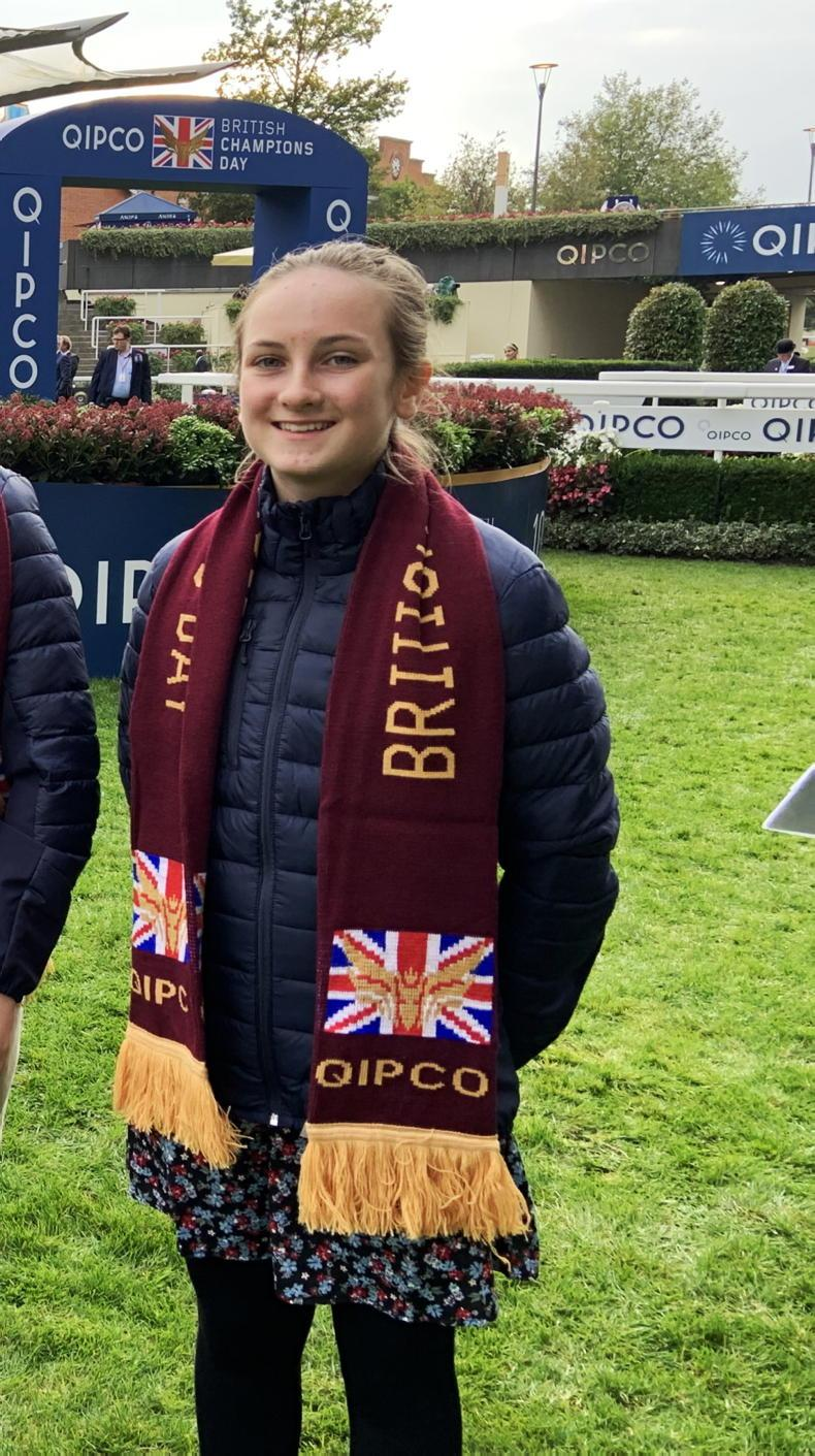 AROUND THE COUNTRY: Gracie stars at QIPCO Champions Day