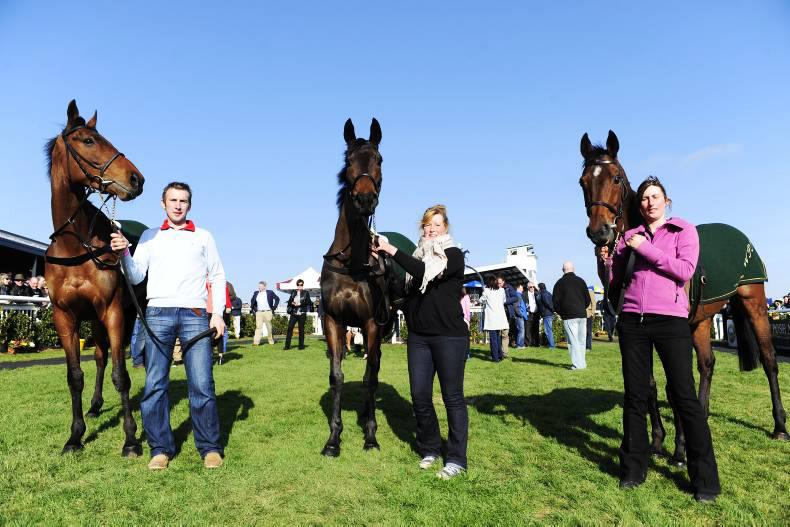 VIEW FROM ABOVE: National meeting attracts racegoers