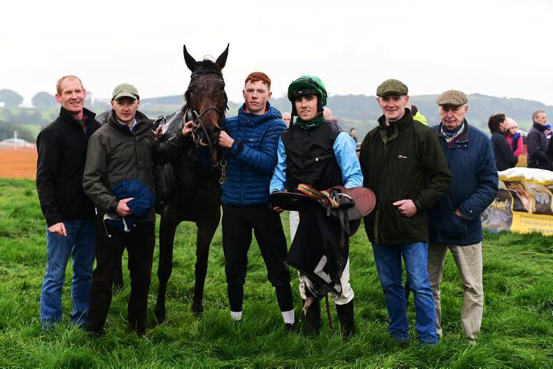 MARGIE McLOONE: Northern trainers on the pace in Portrush