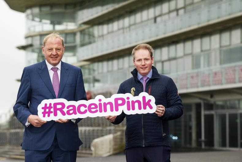 AIR: On Course: Galway: Race in Pink for Breast Cancer Research