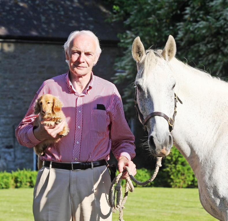 NEWS: Equestrian world mourns John Hughes