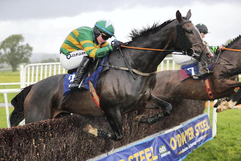 GALWAY SUNDAY: Howard can provide the magic touch with Tesseract