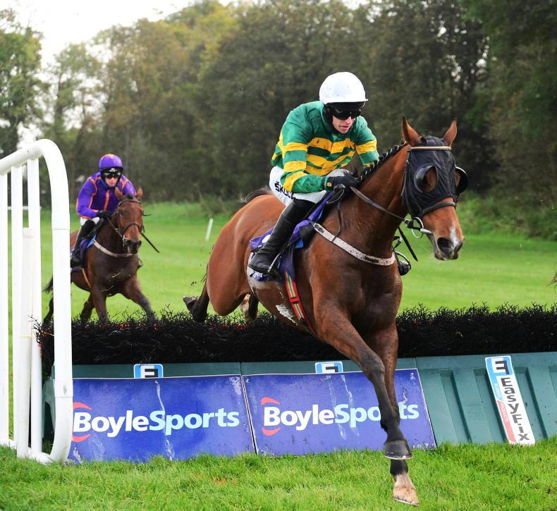 SLIGO FRIDAY: Classy Ciel De Neige leads Mullins double in Sligo