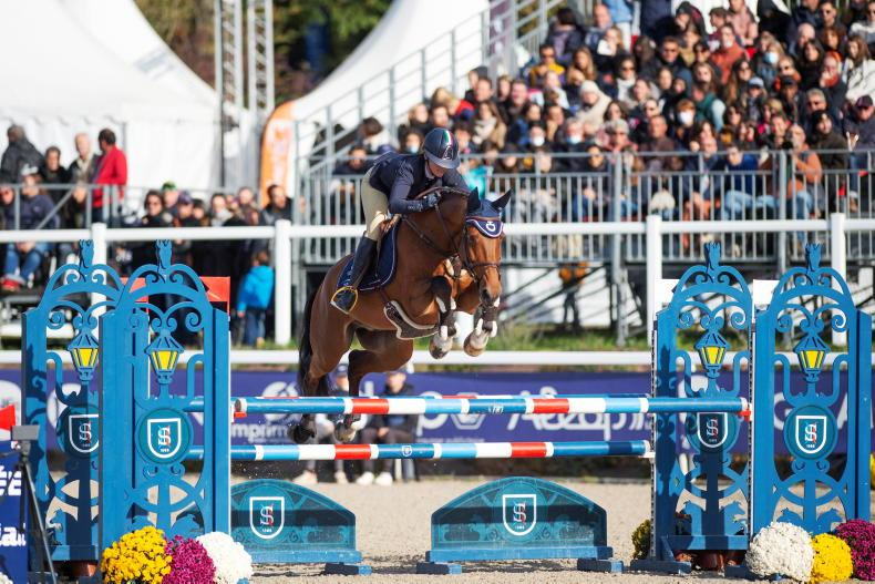 EVENTING: Podium finishes for Irish-breds at Le Lion