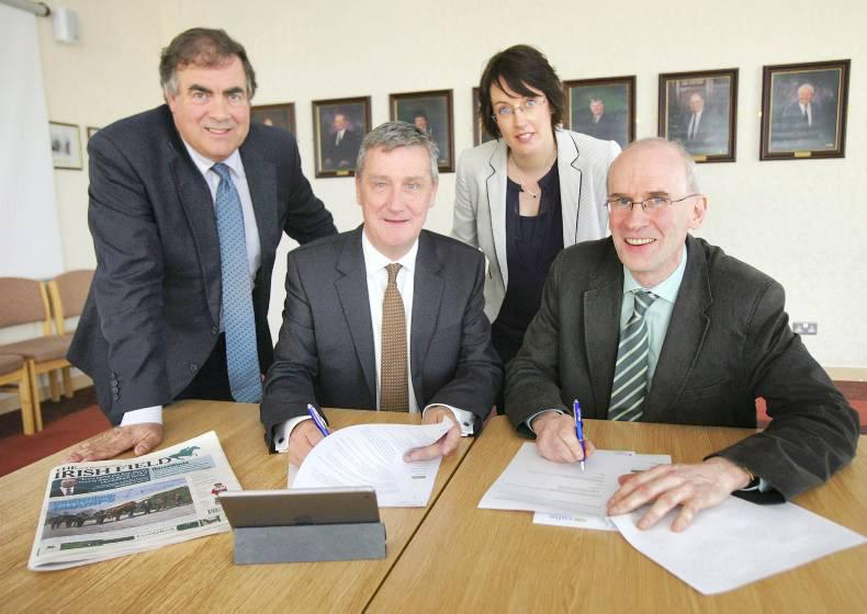 The Irish Field and CAFRE join forces