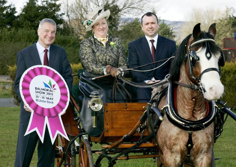 Balmoral show launched in Belfast