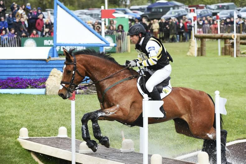 Ireland's top eventers eye up Badminton