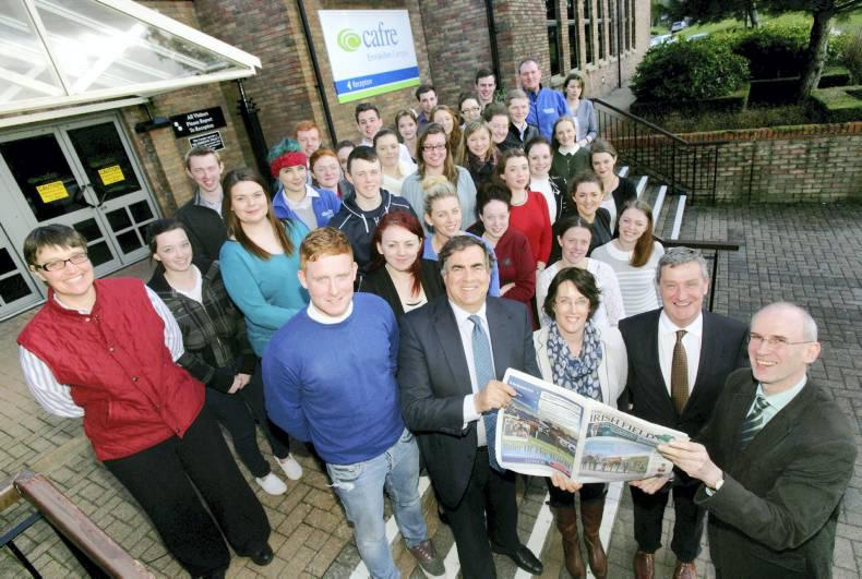 The Irish Field offers internship to Enniskillen students