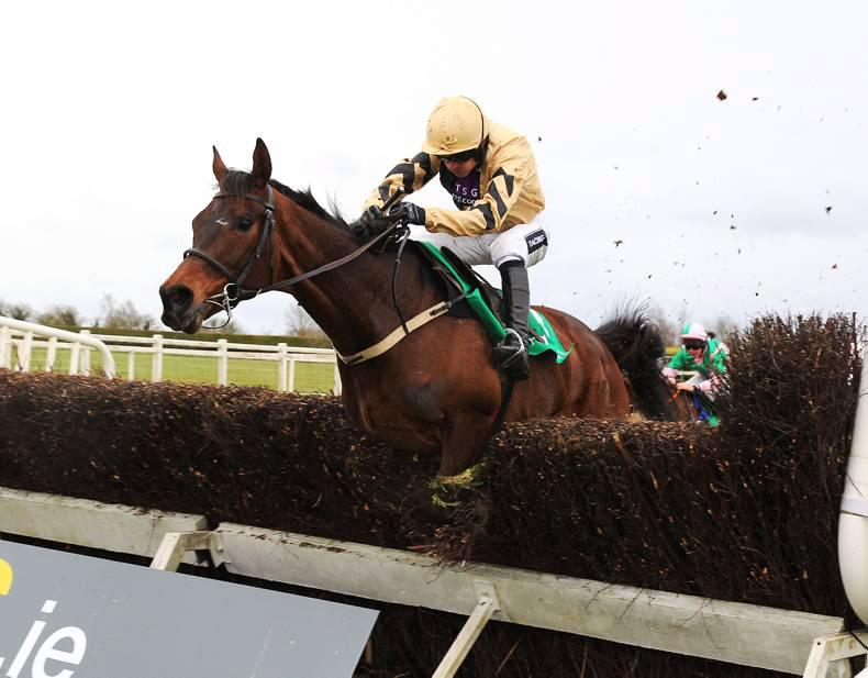 NAVAN SUNDAY: Felix keeps up his fine form