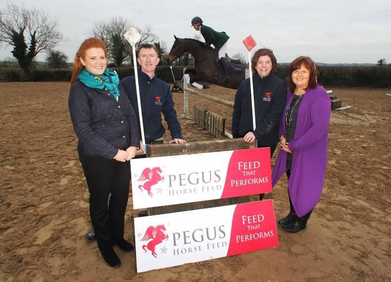 Pegus to sponsor Balmoral event horse showcase