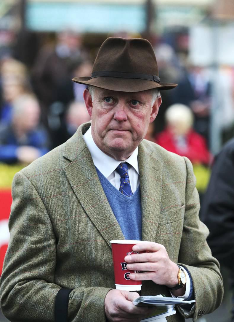 RORY DELARGY: Easter Chocolate a treat at Kempton