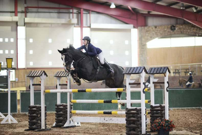 Show jumping bootcamp for 21 riders