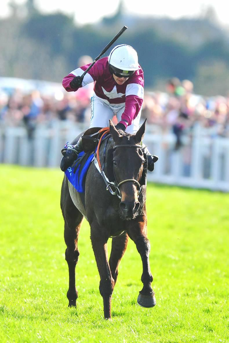 TALKING TRAINER: Hughes ready for the good times