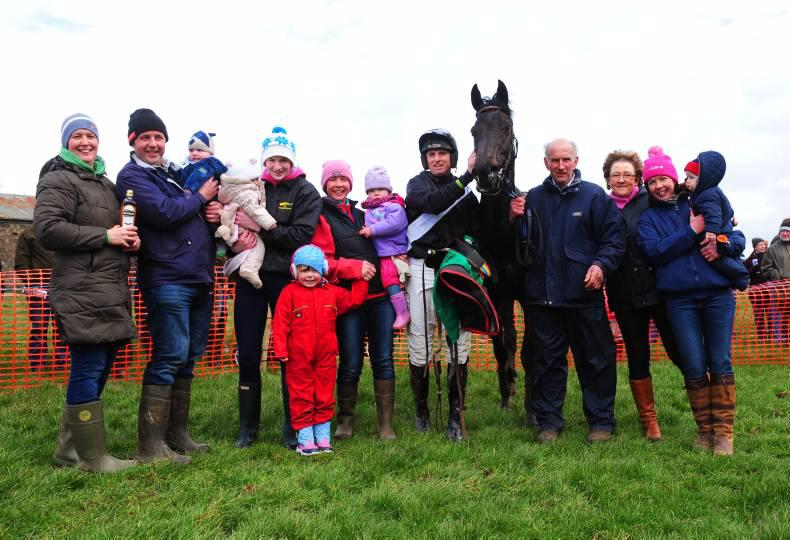 MAGILL BROS: Sweet success for Kidd family at home venue