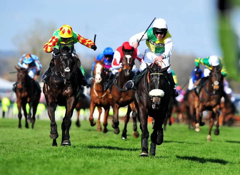 GRAND NATIONAL: Clouds has silver lining for Sherwood