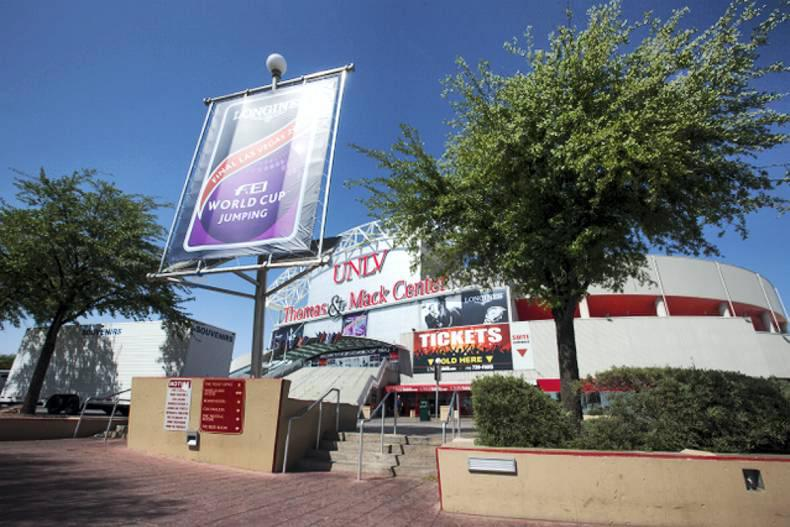 All systems go for FEI World Cup 2015 Finals in Las Vegas