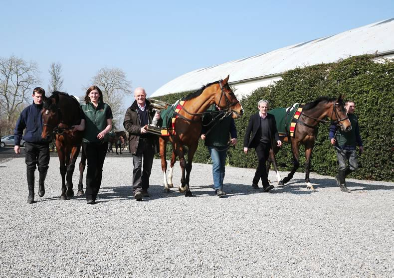 Willie Mullins confirms big guns for Punchestown