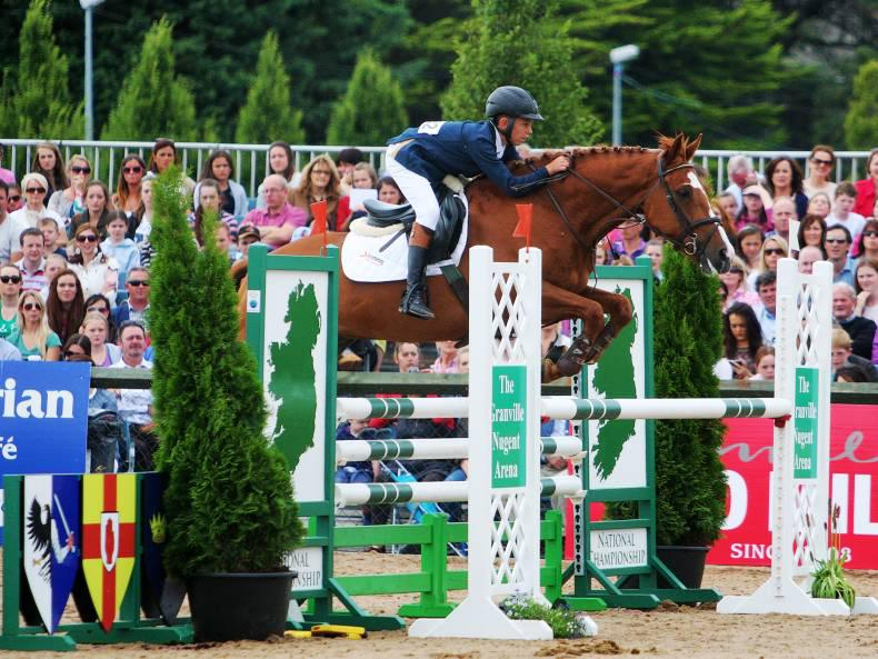 Flying start for pony riders