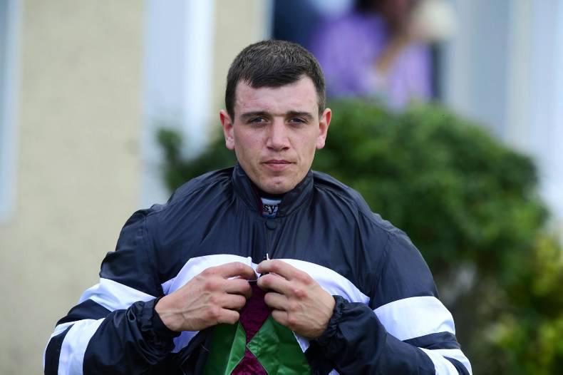Davy Condon to have neck injury assessed