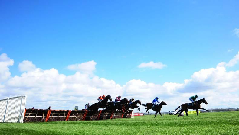 AINTREE: Lucky days for Lucca