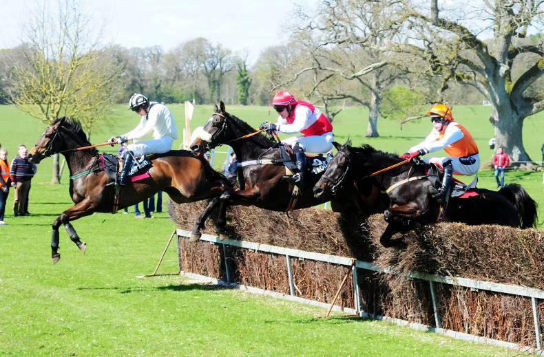 STRADBALLY: Power satisfied with double