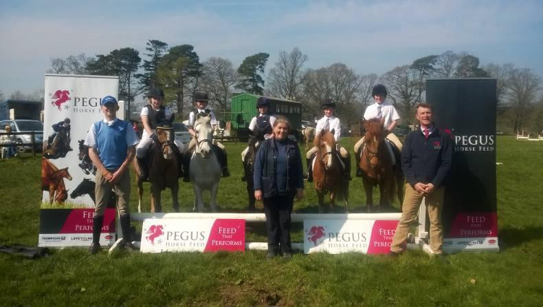 Pegus backs Pony Club championships