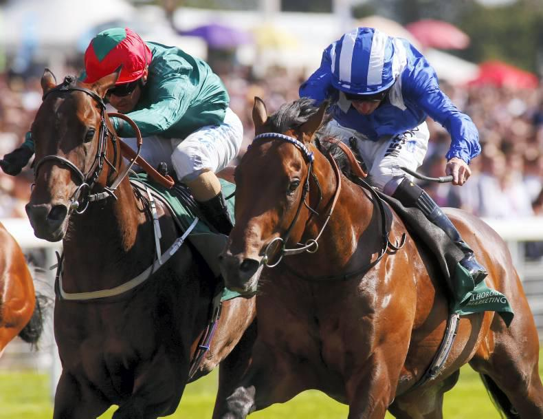 BRITAIN: Muhaarar too good for Hannon duo