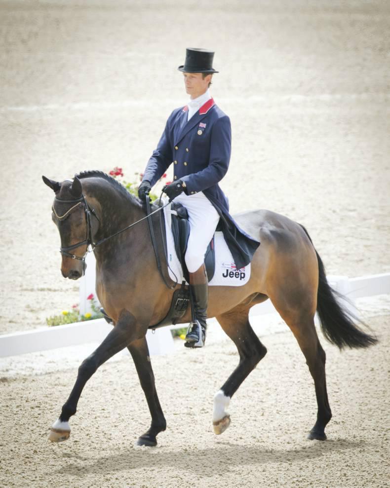 Jung wins but Irish-bred horses dominate Rolex