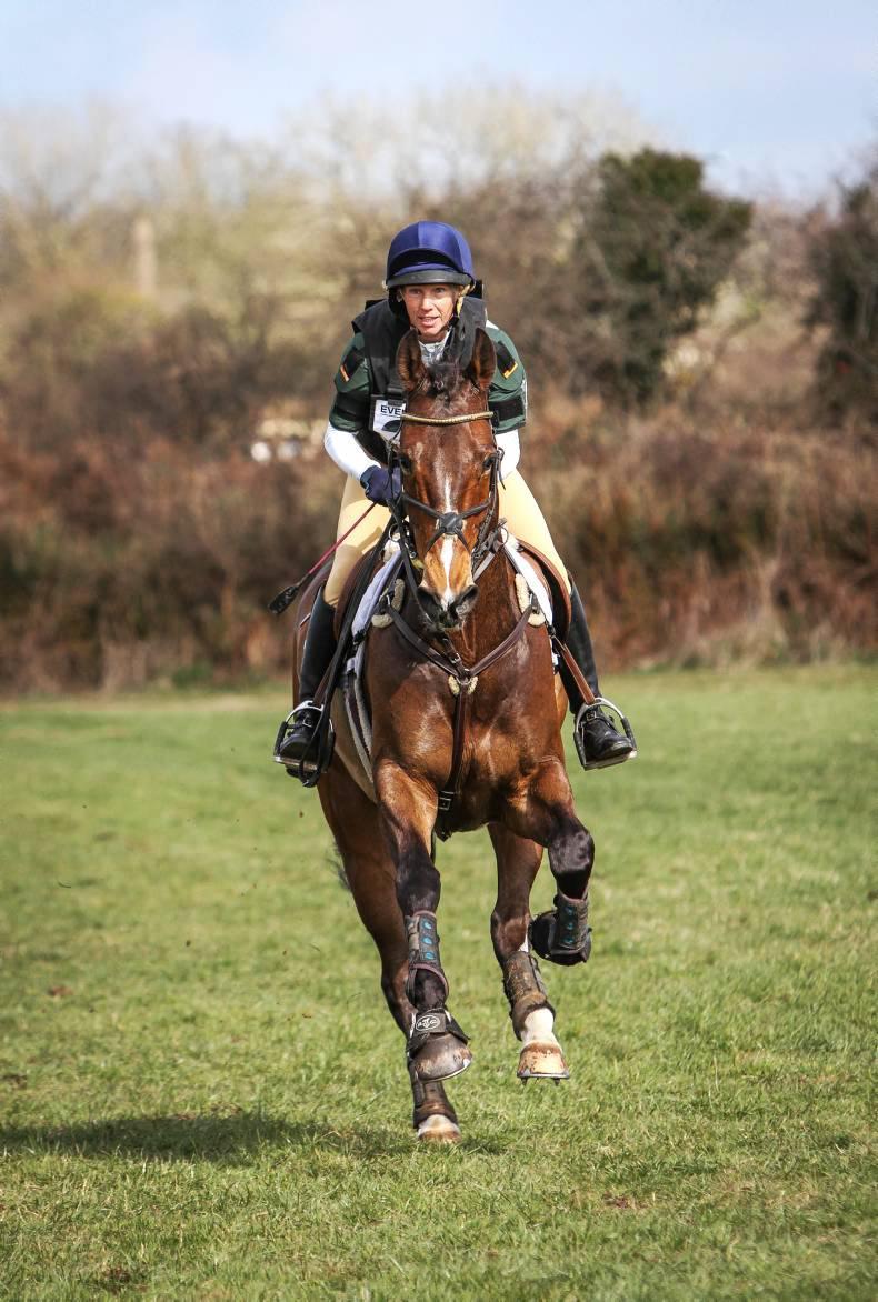 PONY TALES:  Heidi saddles up with Kieffer