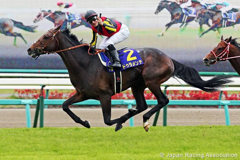 JAPAN: Duramente decisive for Demuro