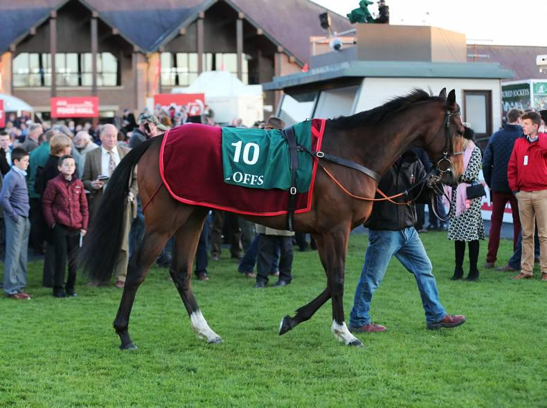 GOFFS PUNCHESTOWN SALE: Charbel rises to the top
