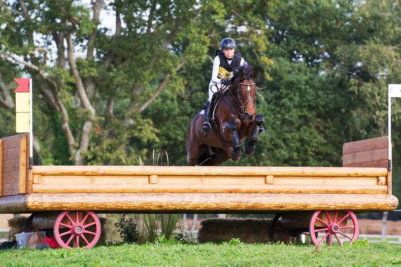 Ingrid Klimke out to make German eventing history