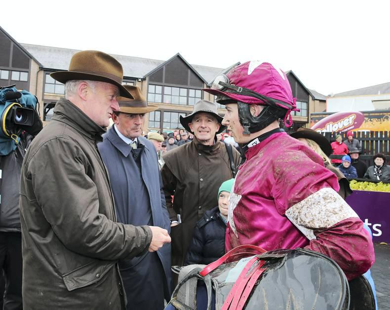 PUNCHESTOWN SATURDAY: Bryan Cooper bags Festival win on Petite Parisienne