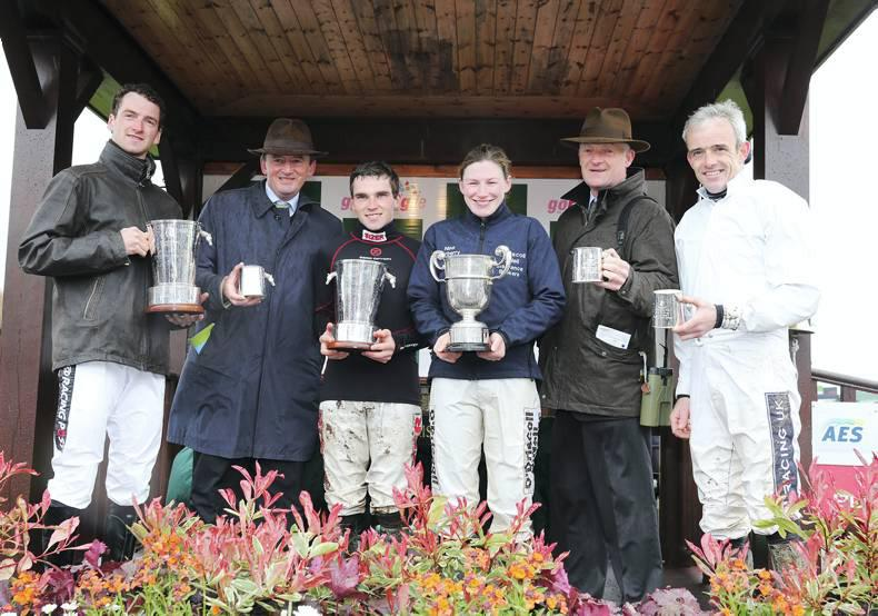 PUNCHESTOWN: Champions crowned at season's end