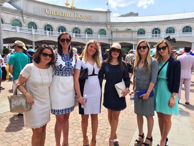 DARLEY FLYING START:  Getting into the 'spirit' of the Kentucky Derby