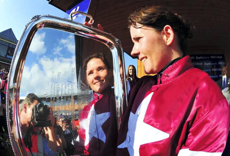 DIRECT FROM THE ACADEMY: Female jockeys can take inspiration from Katie Walsh