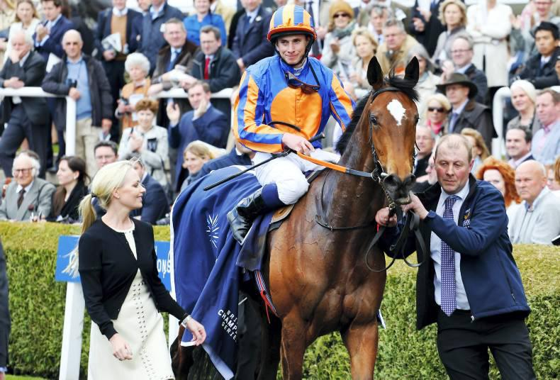SIMON ROWLANDS: Legatissimo leads the way