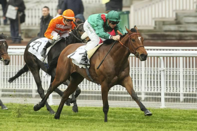 PEDIGREE NOTES: The weekend's international blacktype action