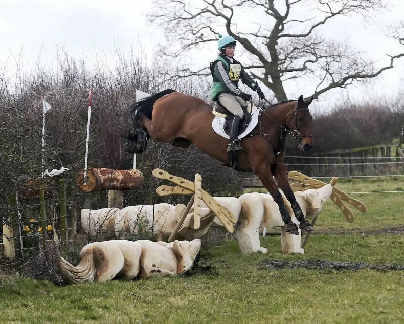 Sarah Ennis claims second place at Chatsworth three-star