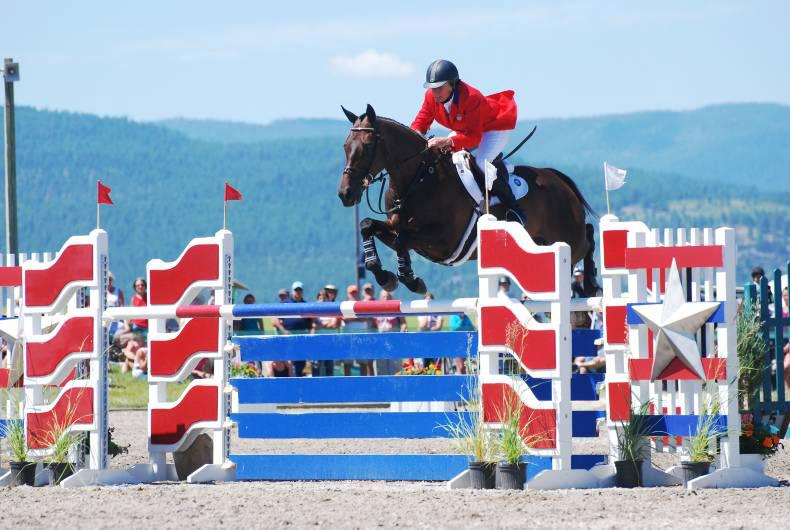 Taking eventing seriously with Karen O'Connor