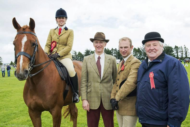 Ponies lead the way at Bandon Show