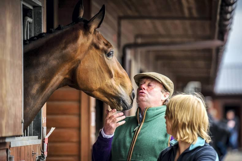 DBS HORSES-IN-TRAINING: Cheltenham winner Call The Cops fetches £220,000