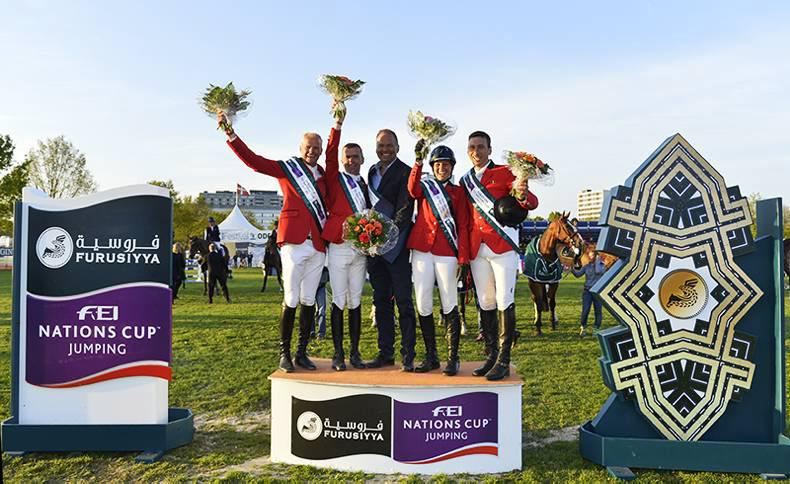 Belgians win as Irish fourth in Danish NC