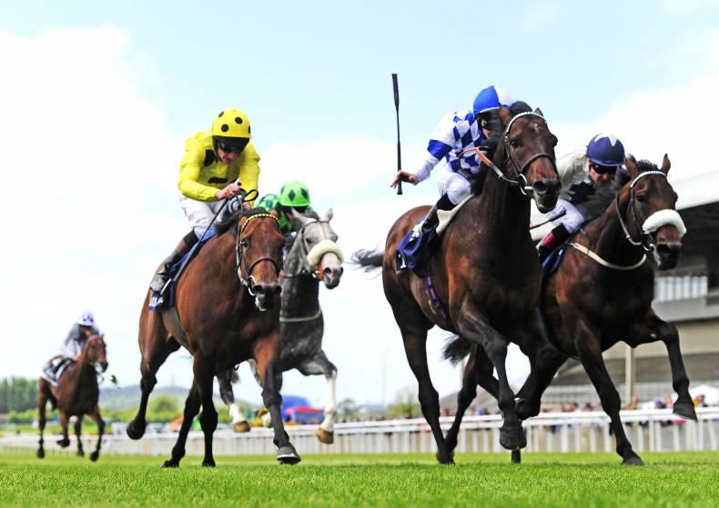 TATTERSALLS GOLD CUP:  Kazeem shows class and courage