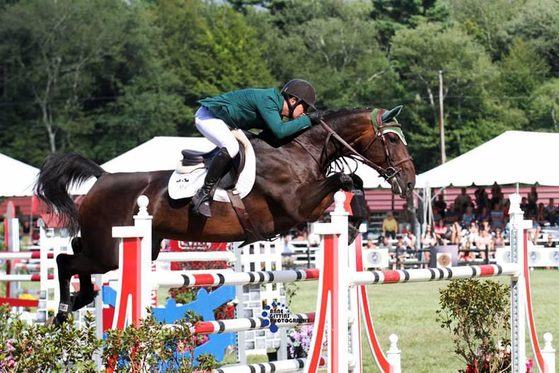 Kevin Babington wins $100,000 Grand Prix in Kentucky