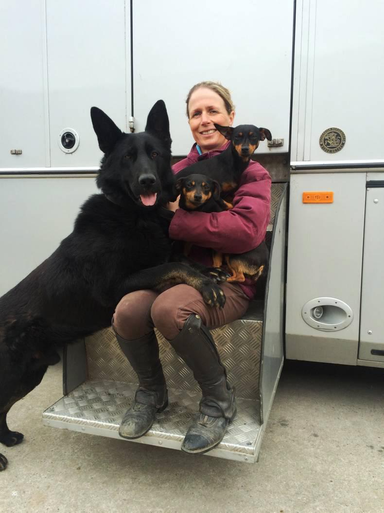 BARKING NEWS: Sarah Ennis: Me And My Dogs