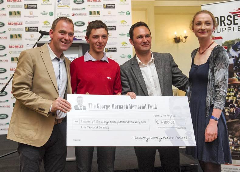 Mernagh bursary winners unveiled