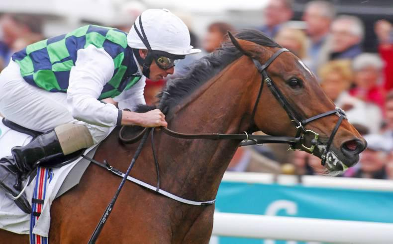 Five Irish fillies top Epsom Oaks market