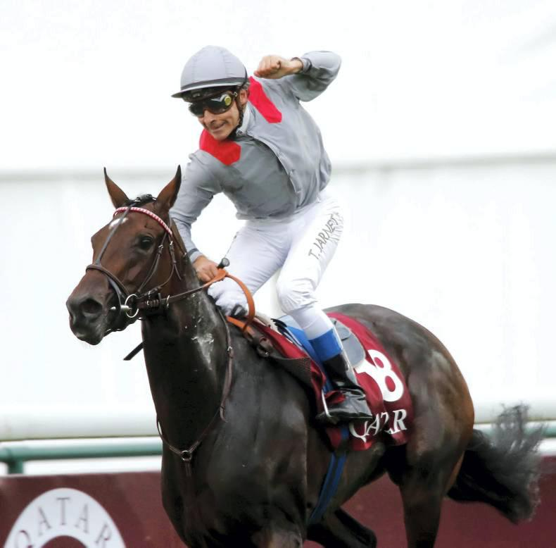 FRANCE: Treve returns in great style