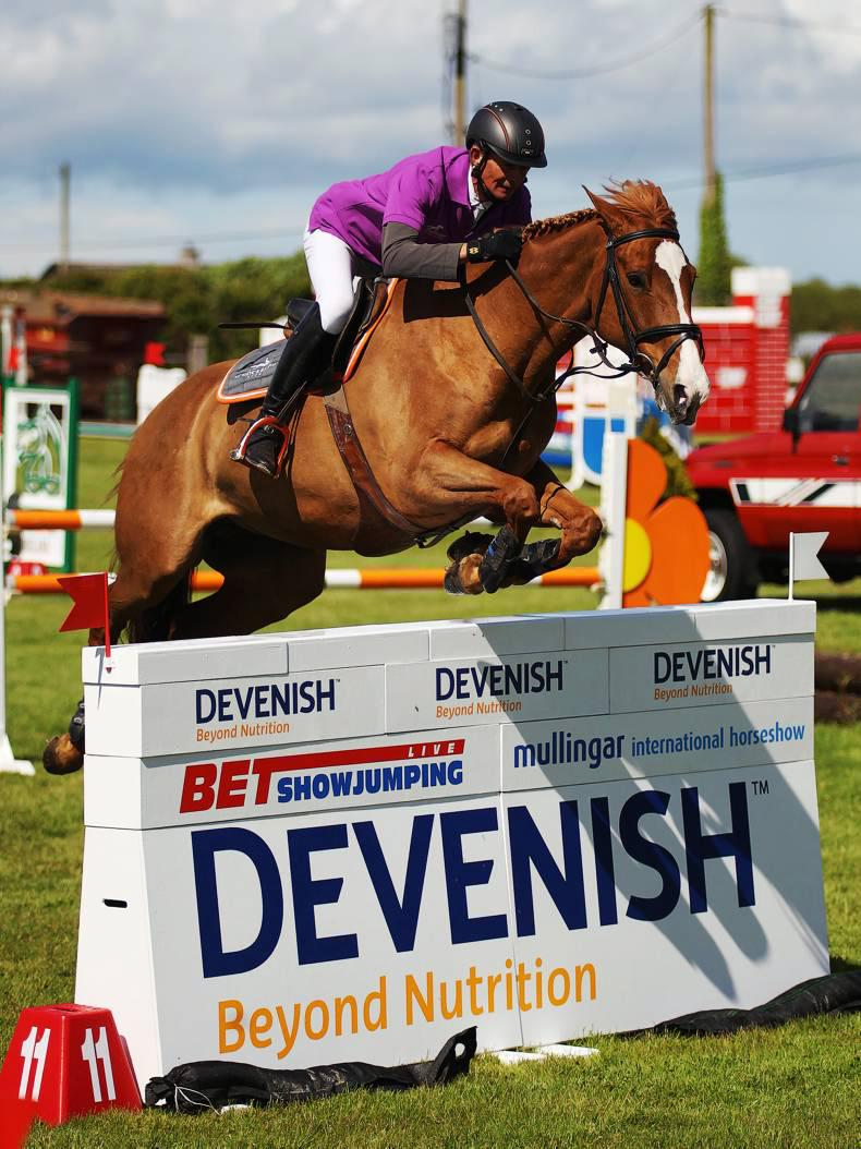 Devenish Bet Showjumping Live drives betting fever
